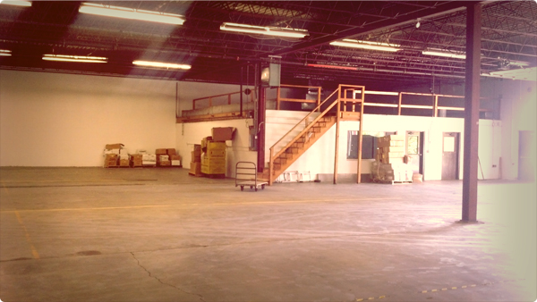 New warehouse 2/4