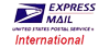 International Shipping options with USPS